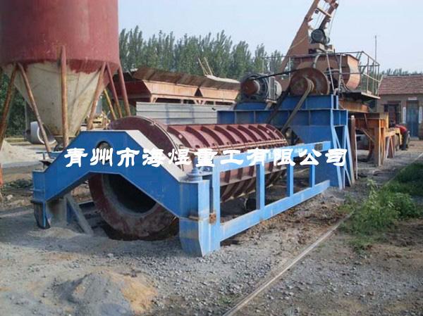 500-1000×4000悬辊成型机