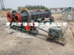 300-600×4000水泥管离心成型机