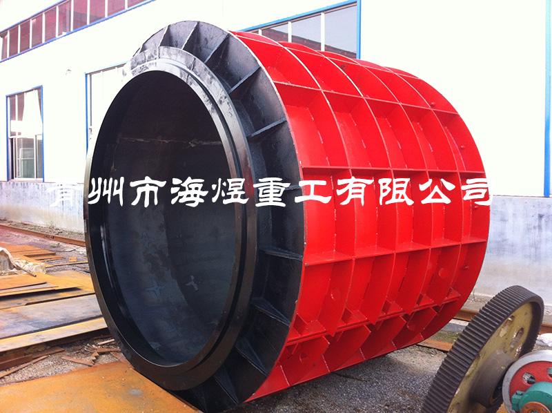 2400×2000水泥制管模具