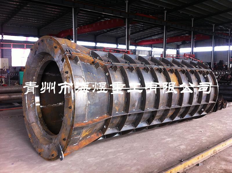 1200×4000水泥管模具