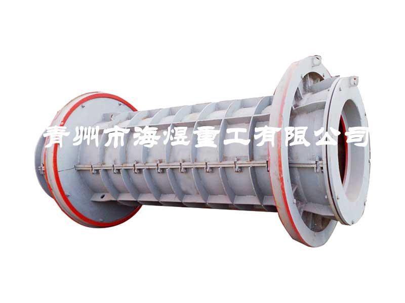 500×4000水泥管模具