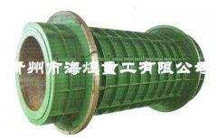 600×3000水泥管道模具