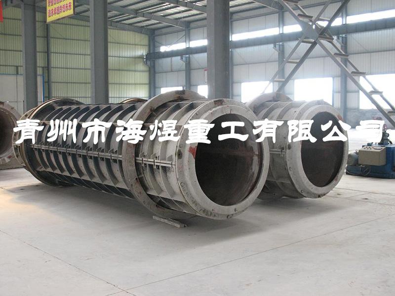 1000×4000水泥涵管模具