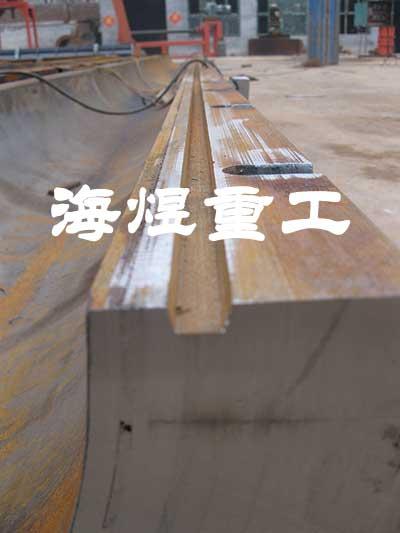 水泥电杆模具合模企口