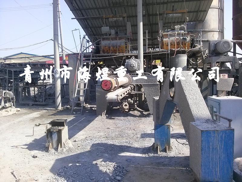 1200-1800×2000水泥管成型机