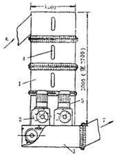 石棉贮仓及输送装置