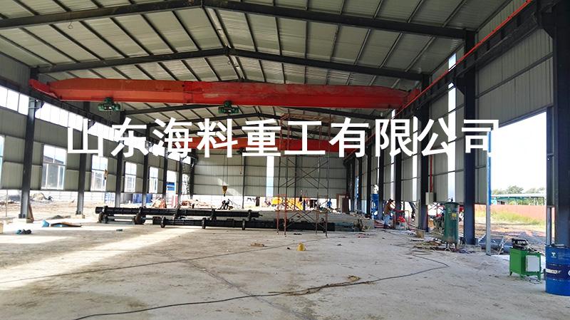 马来西亚亚庇电杆生产线