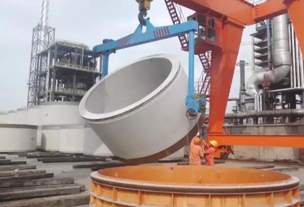 Φ4000mm钢筋混凝土排水管